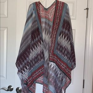 Express Printed Cover up